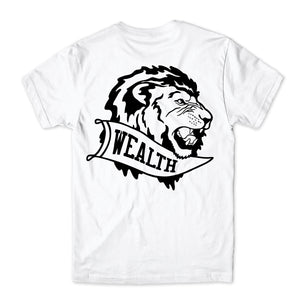 "WEalth ""Lion Heart"" T-shirt"
