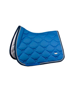 PS of Sweden - Jump Saddle Pad - Blueberry - Sovereign Equestrian