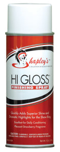 Shapley's Hi-Gloss Finishing Spray - Sovereign Equestrian