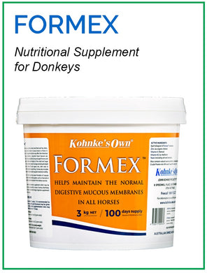 Kohnke's Own Formex - Sovereign Equestrian