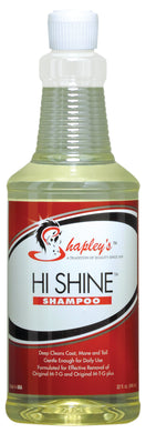Shapley's Hi Shine Shampoo - Sovereign Equestrian