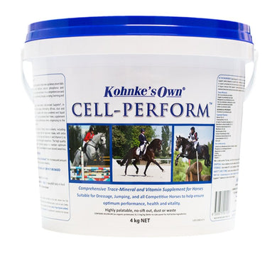 Kohnke's Own Cell-Perform - Sovereign Equestrian