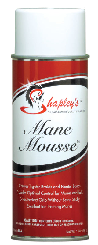 Shapley's Mane Mouse - Sovereign Equestrian