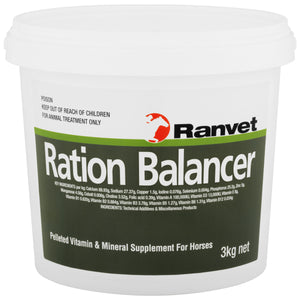 Ranvet Ration Balancer - Sovereign Equestrian