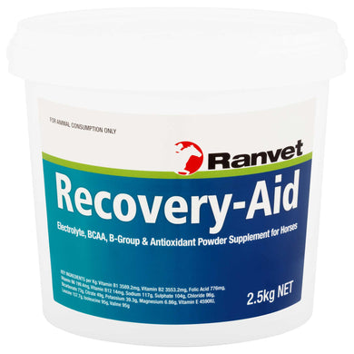 Ranvet Recovery-Aid Powder - Sovereign Equestrian