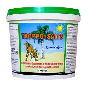 Kohnke's Own Troppo Salts - Sovereign Equestrian