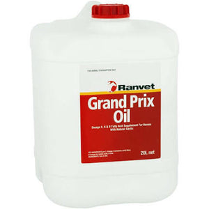 Ranvet Grand Prix Oil - Sovereign Equestrian