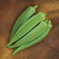 OKRA 'Clemson Spineless 80'