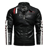Unique Motocycle Winter Fashion For Mens