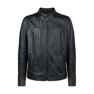 Genuine Leather Jacket Mens - Leather Jacket