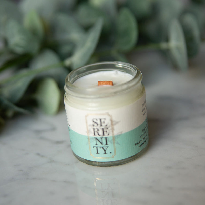 ELM RD Serenity Travel Candle