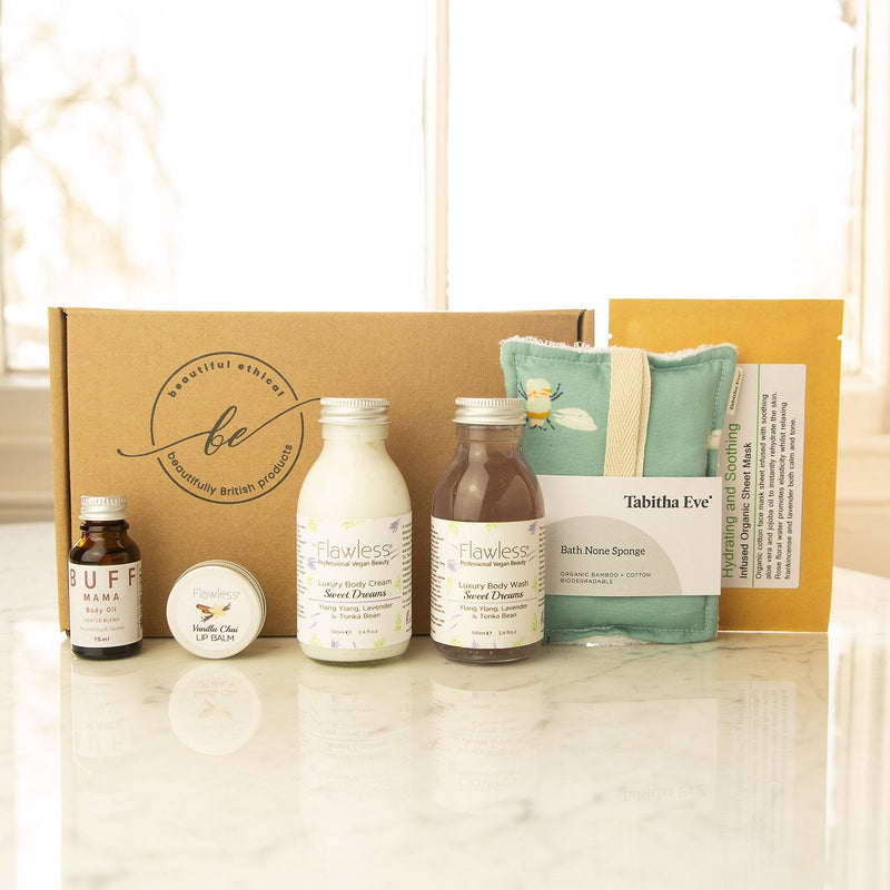 Natural Pamper Time Box