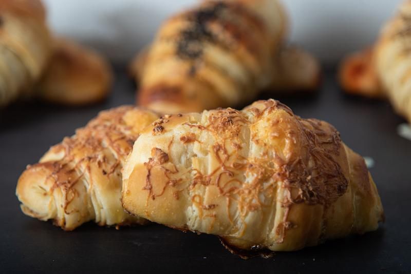 Cheese Croissants