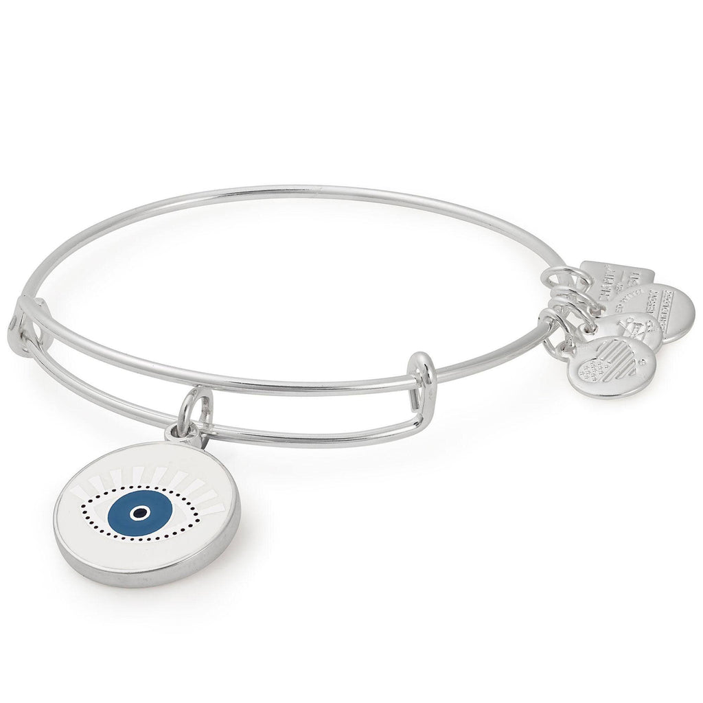 Alex & Ani Meditating Eye Bangle