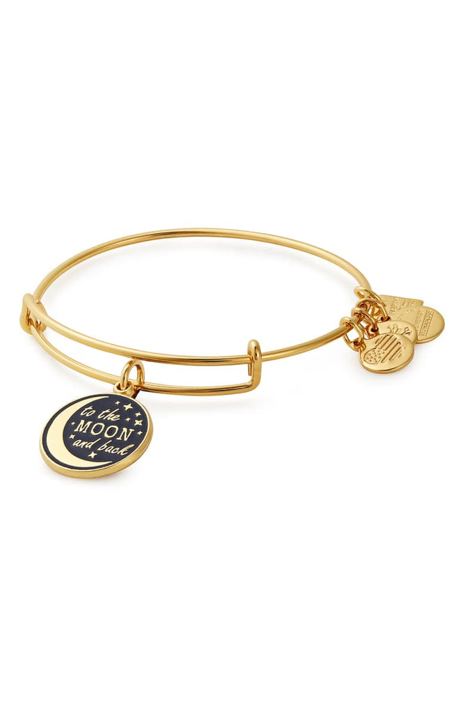 Alex & Ani Stellar Love Charm Bangle