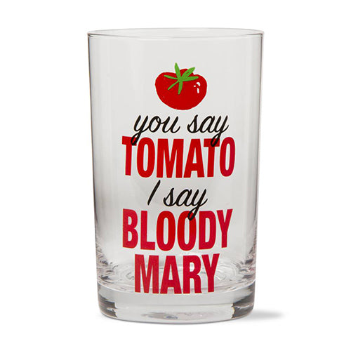 Bloody Mary Glass