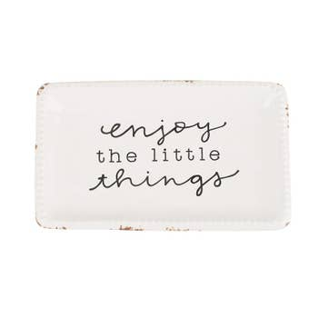 The Little Things Trinket Dish