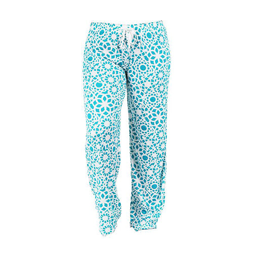 Hello Mello Lounge Pants Tranquil Turquoise