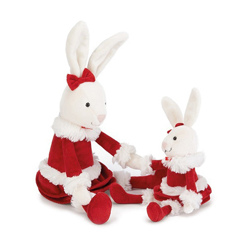 Medium Christmas Bitsy Bunny
