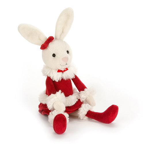 Small Christmas Bitsy Bunny