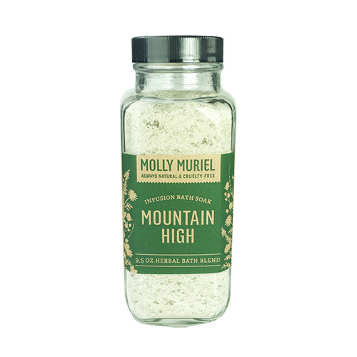 Molly Muriel Mountain High Bath Soak