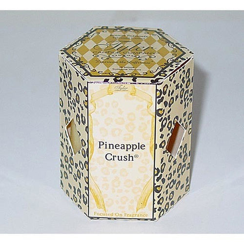 Tyler Candle Votive Pineapple Crush