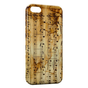 Fundas iPhone 8 & 8 Plus Notes de Musique