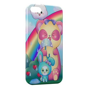 Fundas iPhone 8 & 8 Plus Ourson et lapin