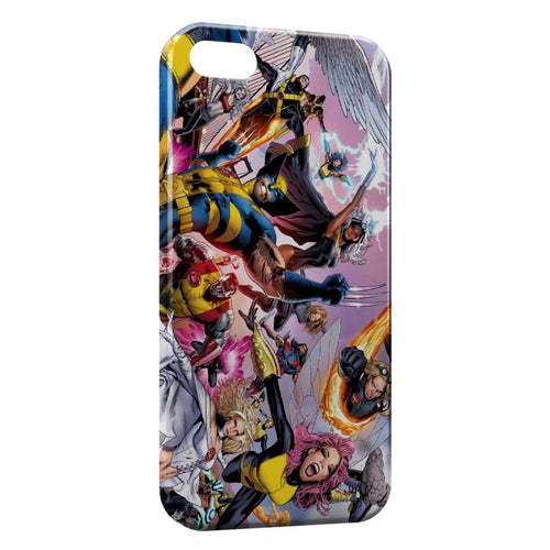 Fundas iPhone 8 & 8 Plus X-Men Groupe