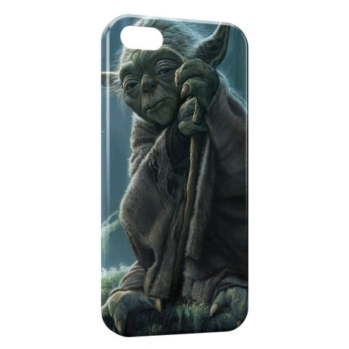 Fundas iPhone 8 & 8 Plus Yoda Star Wars 4 Sage