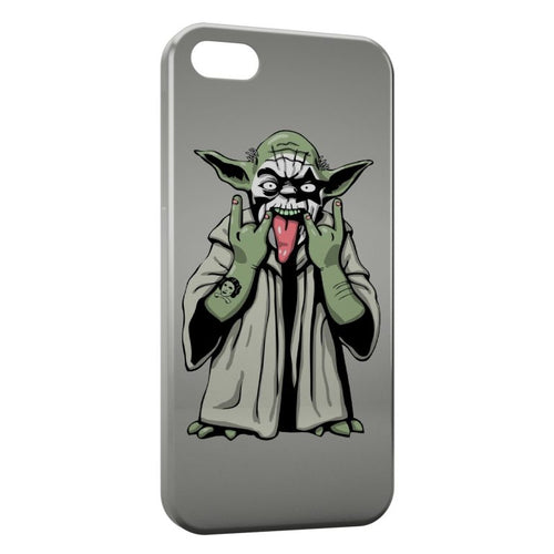 Fundas iPhone 8 & 8 Plus Yoda Star Wars Yo
