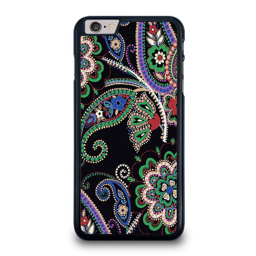 coque custodia cover fundas iphone 11 pro max 5 6 7 8 plus x xs xr se2020 C28245 PARISIAN PAISLEY VERA BRADLEY 7 iPhone 6 / 6S Plus Case