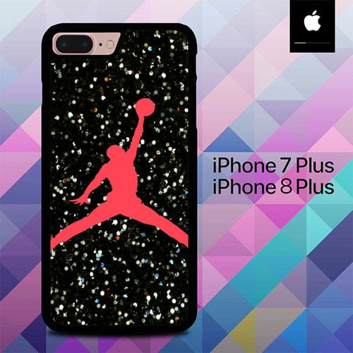Air Jordan Marbel O1214 fundas iPhone 7 Plus , iPhone 8 Plus