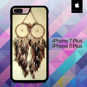 Owl Dream Catcher O3509 fundas iPhone 7 Plus , iPhone 8 Plus