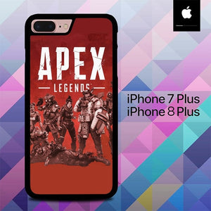 2019 Apex Legends O6816 fundas iPhone 7 Plus , iPhone 8 Plus