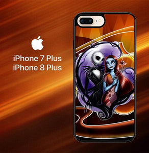 nightmare before christmas Z2631 fundas iPhone 7 Plus , iPhone 8 Plus