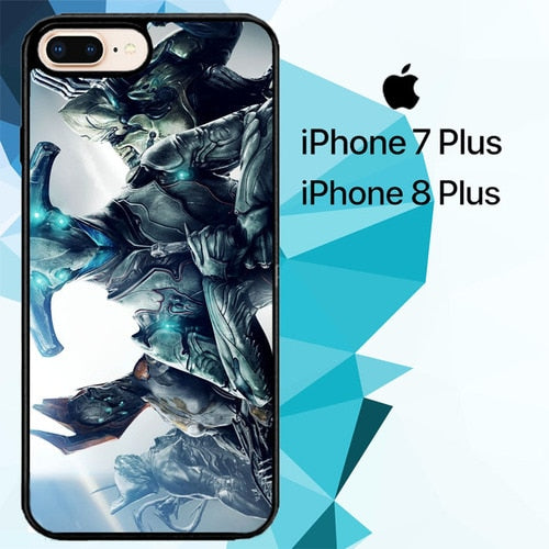 warframe Game Z7156 fundas iPhone 7 Plus , iPhone 8 Plus