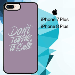 Jessica Jones Quotes Z4271 fundas iPhone 7 Plus , iPhone 8 Plus