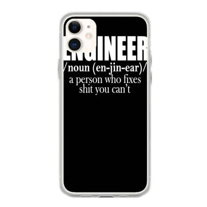 engineer funny saying fundas iphone 11