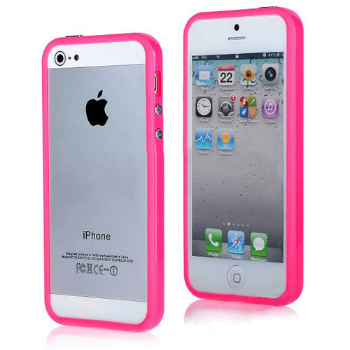 fundas iphone 5 rosa