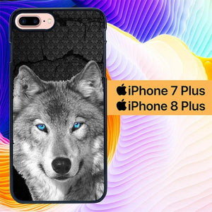 wolf art L0015a fundas iPhone 7 Plus , iPhone 8 Plus