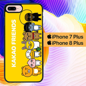 Kakao Friends L0522 fundas iPhone 7 Plus , iPhone 8 Plus