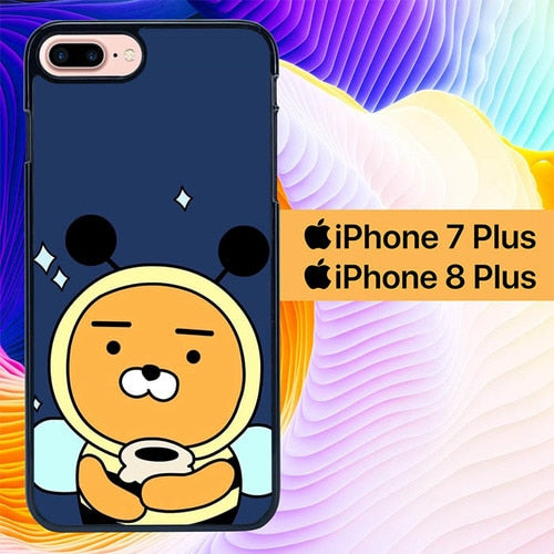 Ryan Bee Costume L0558 fundas iPhone 7 Plus , iPhone 8 Plus