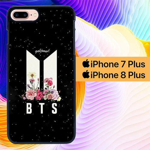 Bts Wallpaper L2746 fundas iPhone 7 Plus , iPhone 8 Plus
