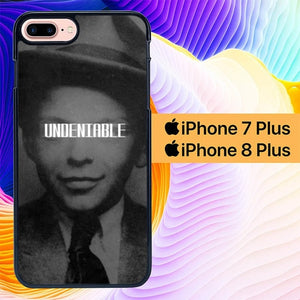 Logic Young Sinatra Undeniable L2796 fundas iPhone 7 Plus , iPhone 8 Plus