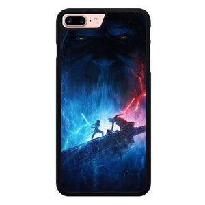 Star Wars The Rise of Skywalker L3047 fundas iPhone 7 Plus , iPhone 8 Plus - funda8cover