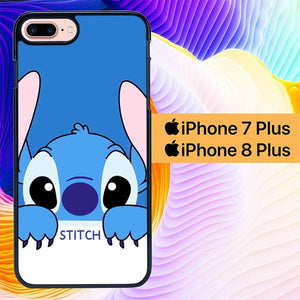 Stitch Wallpaper L3192 fundas iPhone 7 Plus , iPhone 8 Plus