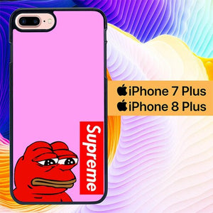 Supreme Feels Good Man L3194 fundas iPhone 7 Plus , iPhone 8 Plus