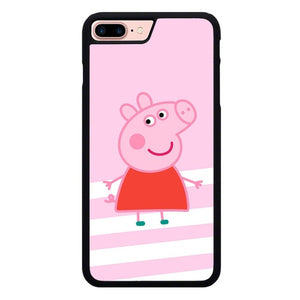 Peppa Pig W9171 fundas iPhone 7 Plus , iPhone 8 Plus