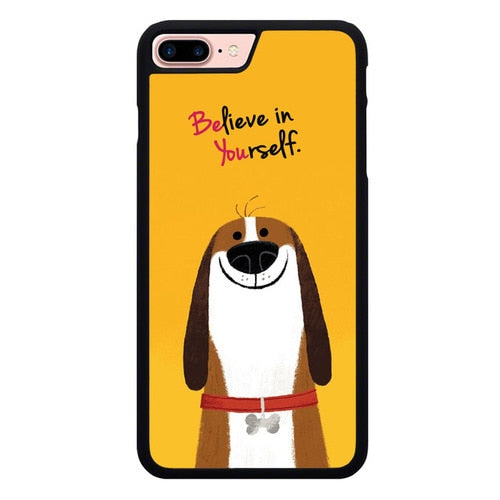believe in yourself W9175 fundas iPhone 7 Plus , iPhone 8 Plus